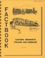 1982 Eastern Mennonite College and Seminary Factbook